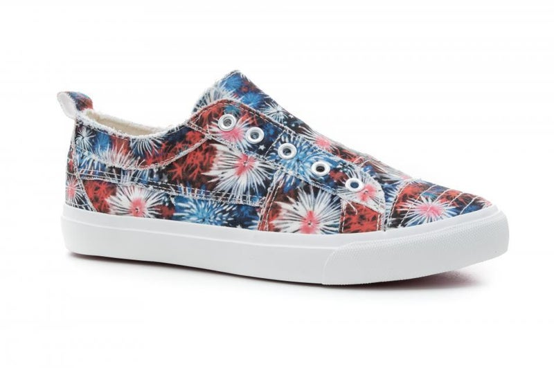 Corky's Babalu Sneaker in Fireworks - LIMITED EDITION