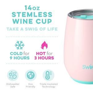 Swig 14oz Stemless Wine Cup