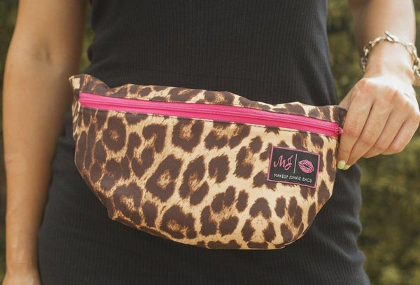 Exotica Makeup Junkie Fanny Pack