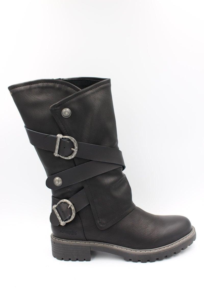 Blowfish Romie Boots in Black