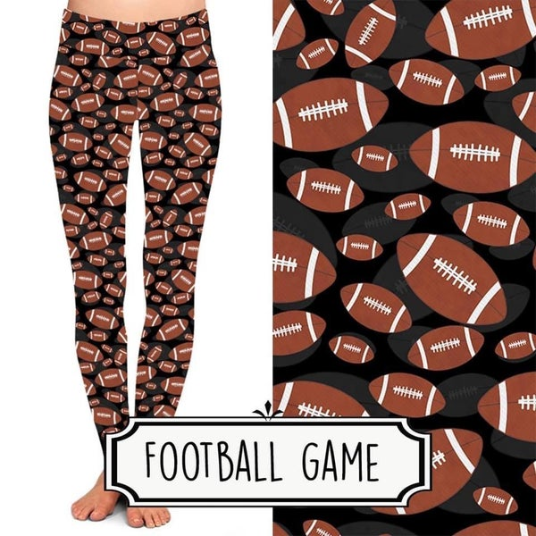 Football Game Leggings