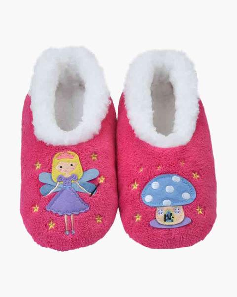 Kid's Fairytale Snoozies Slippers