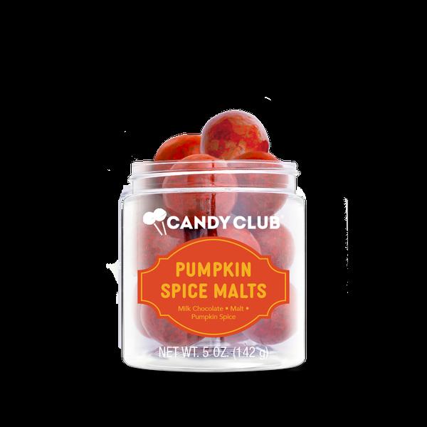 Candy Club Autumn Collection: Pumpkin Spice Malts