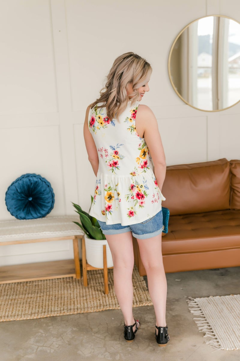 Call To The Islands Sleeveless