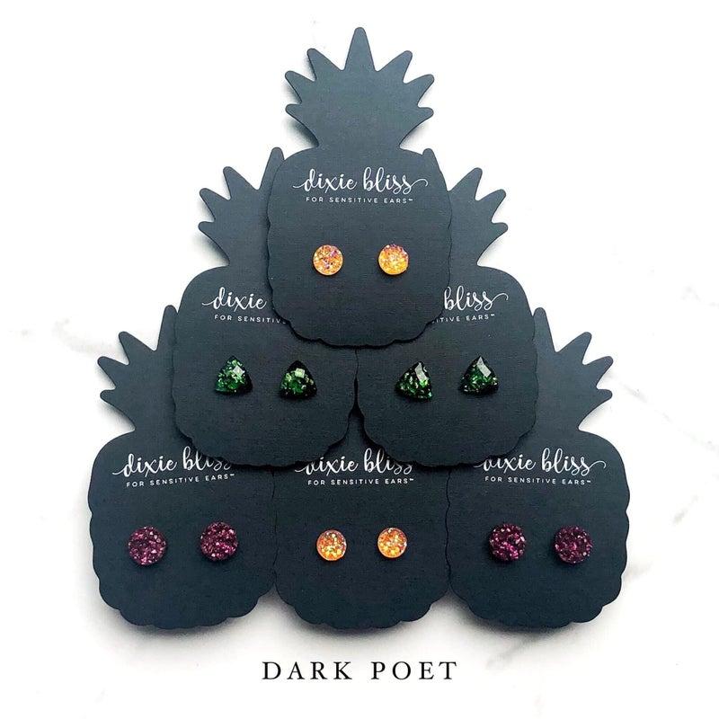 Dark Poet Earrings