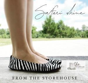 Safari Shine Storehouse Flats