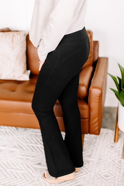 To Bell Or Not To Bell Yoga Pants