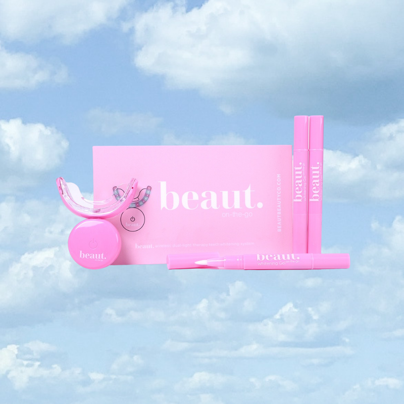 Polly Pink Whitening System