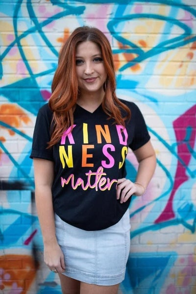 Kindness Matters Graphic T