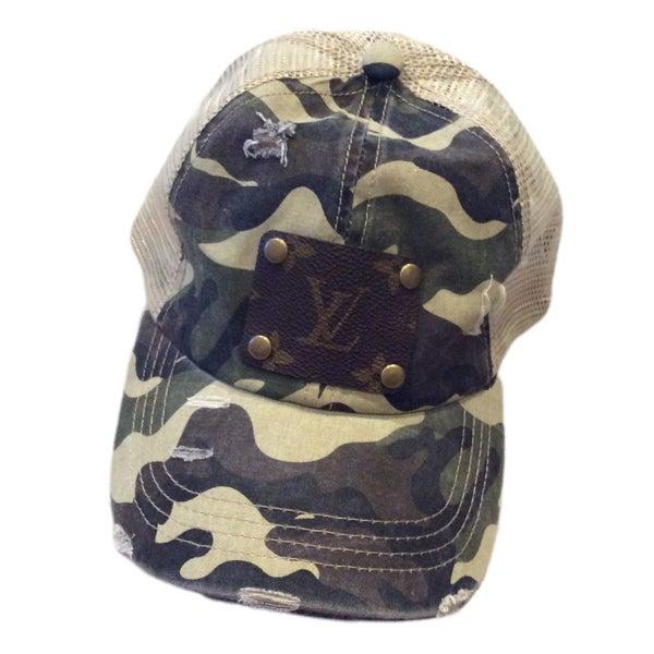 Upcycled Designer Hat