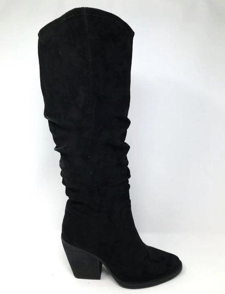 Very G Penny Boots in Black