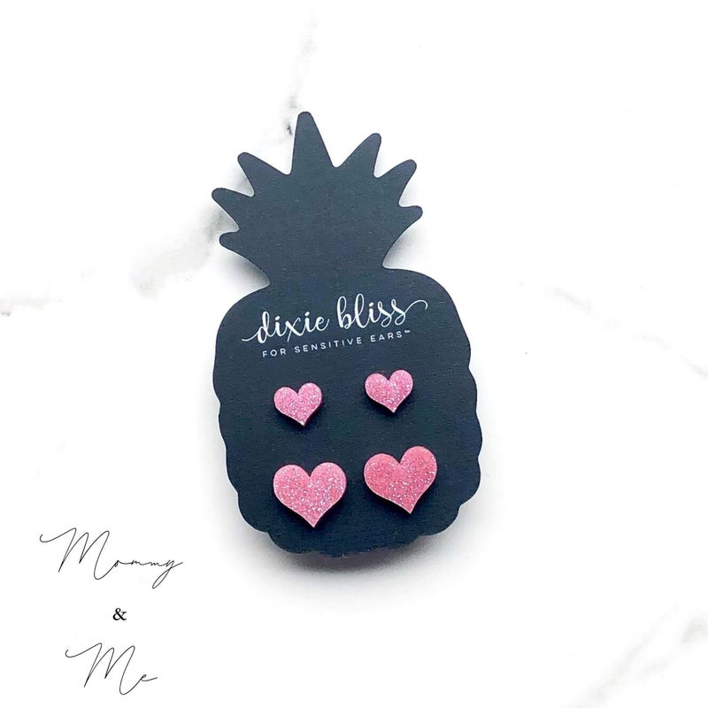Mommy and Me Earrings