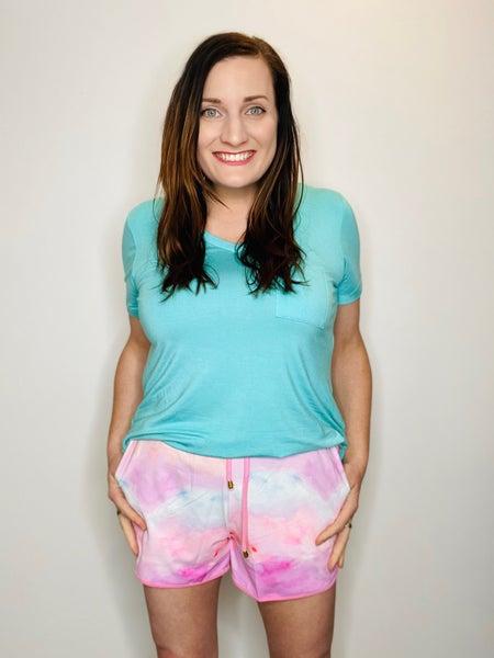 Tie Dye Everyday Shorts