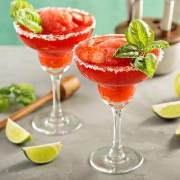 Nectar of the Vine Strawberry Daiquiri Wine Slushy Mix