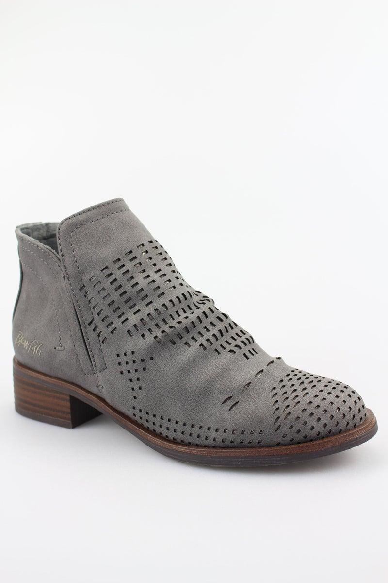Blowfish Venom-C Boots in Gray