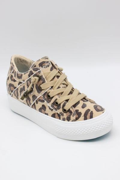Blowfish Melondrop Sneakers in Leopard