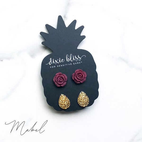 Mabel Earrings