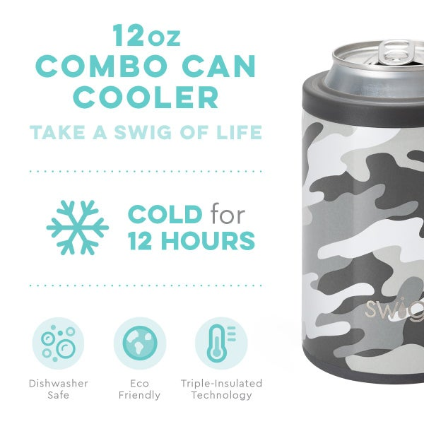 Swig 12oz Combo Can Cooler