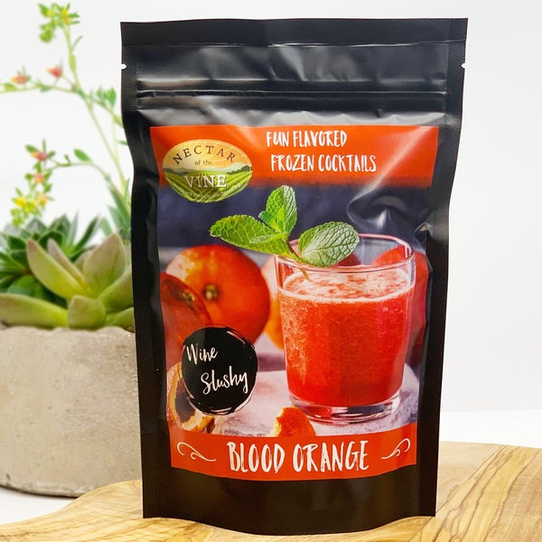 Nectar of the Vine Blood Orange Wine Slushy Mix