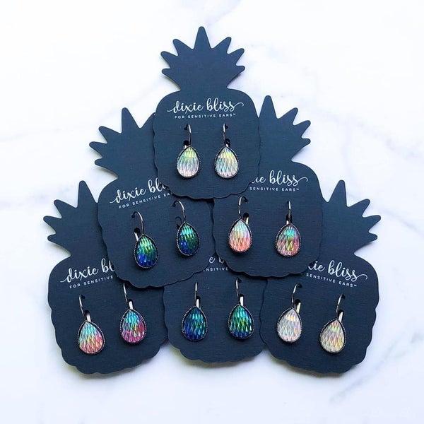 Pixie Leverback Earrings