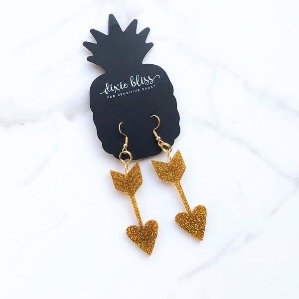 Cupid's Arrow Earrings