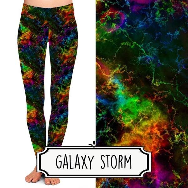 Galaxy Storm Leggings
