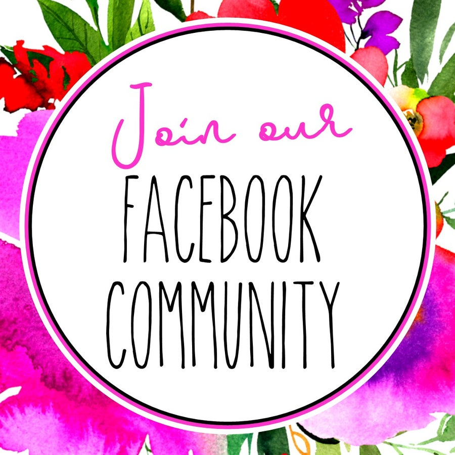 Join the Facebook Community