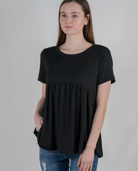 Just like This Baby Doll Tee