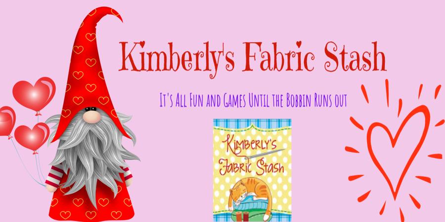 Kimberly's Fabric Stash