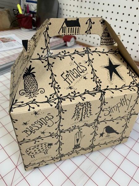 Mystery Bag Various Themes