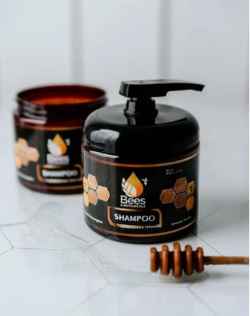 03129- Tupelo Honey Infused Shampoo
