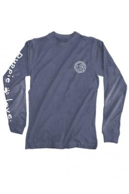 Puppie Love L/S Shirt 02036