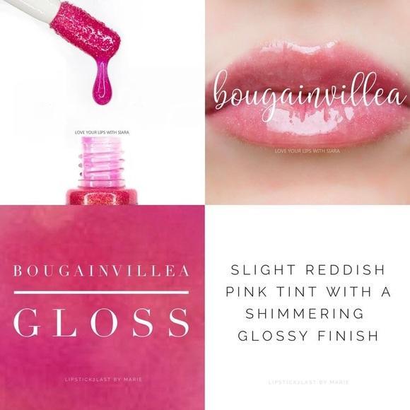 Bougainvillea Gloss LipSense by SeneGence