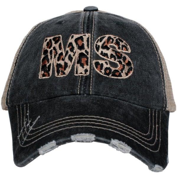 MS Leopard Hat 02984
