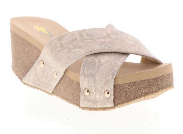 Riverside Wedge Sandals- 01798