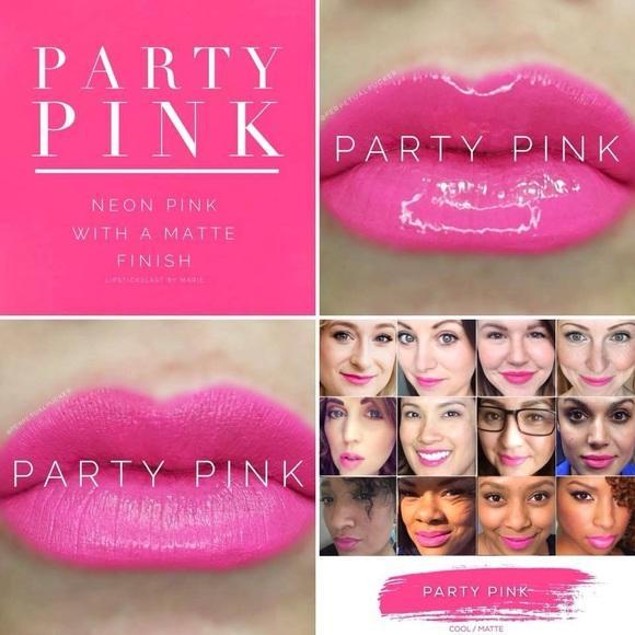 Party Pink Lipsense by SeneGence