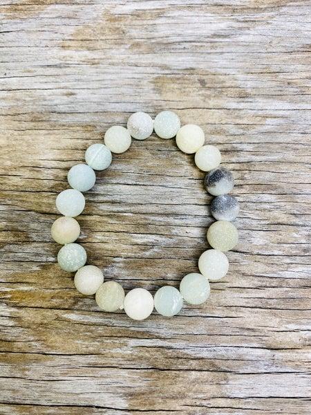 Amazonite Stretch Bracelet 03373