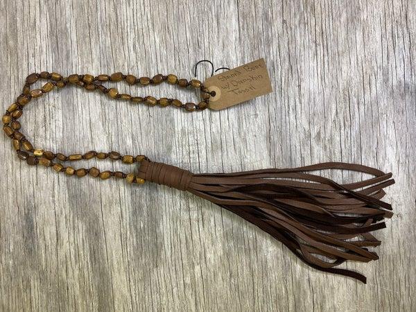 02493- Tassel Necklace- R