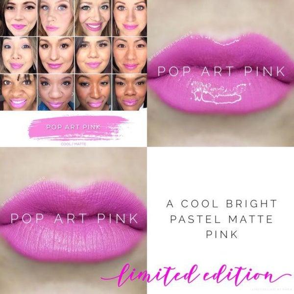 Pop Art Pink LipSense by SeneGence