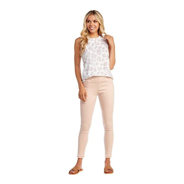 Harlyn Fringe Jeans 03286