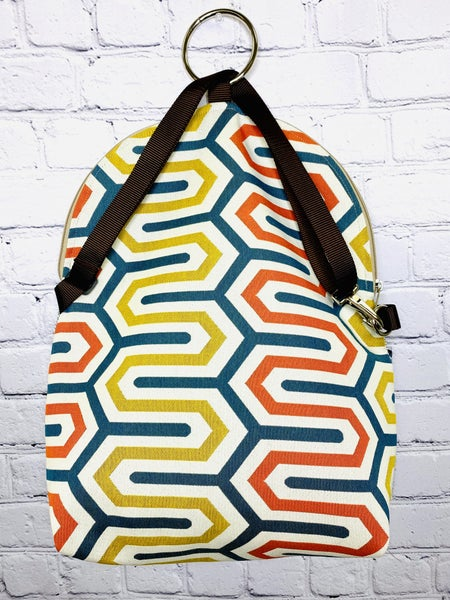 Harmonee in Sunshine Messenger/Backpack