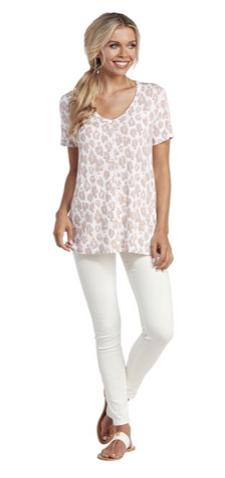 Leopard Carson T-Shirt 03495