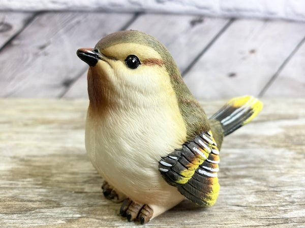 Small Resin Bird 03399