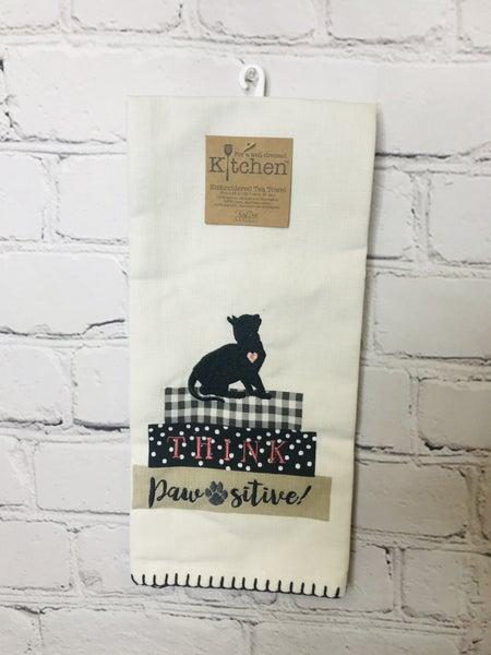 Animal Love Tea Towel 01033