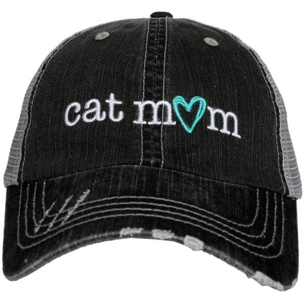 Dog/Mom Trucker Hat 02988