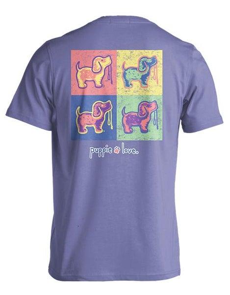 Puppie Love S/S T-Shirt 02040
