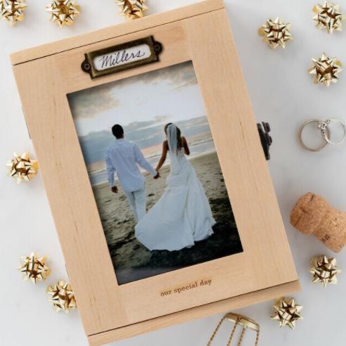 Wedding Keepsake Box 03234
