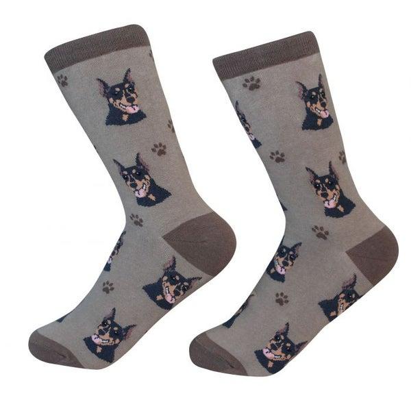 Large Breed Dog Socks 03066