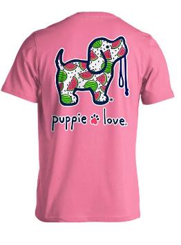 Puppie Love- Watermelon- 01654