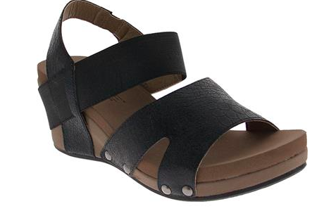 Corkys Fig Wedge Sandal 03402